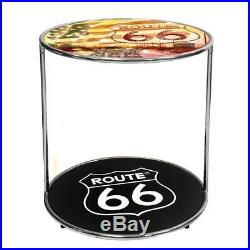 Table basse Route 66